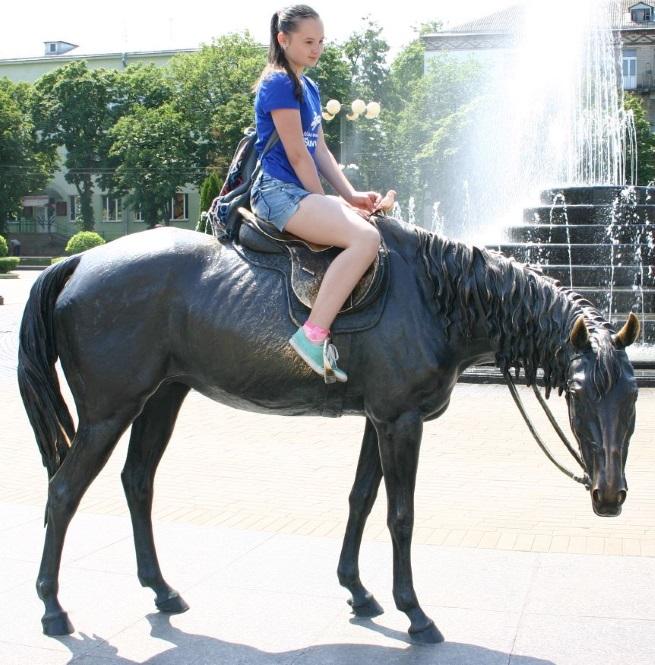 «Лошадь» Жбанова