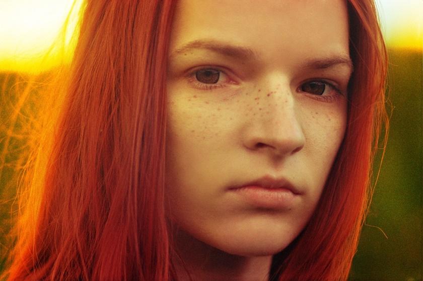 Романтические и озорные фотографии Александры Violet 0 1423f6 4e65c9ea orig