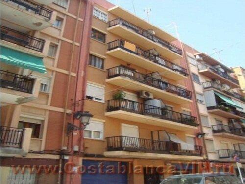квартира в Valencia, квартира в Валенсии, недвижимость в Валенсии, квартира в Испании, недвижимость в Испании, Коста Бланка, банковская недвижимость, залоговая недвижимость, CostablancaVIP