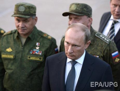 Российская Федерация  решила напугать  США спецоперацией вСирии