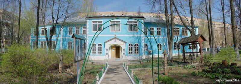 Храм Казанской Песчанской иконы Божией Матери
