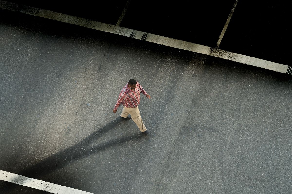 Poetic Street Photography Between Light & Shadow