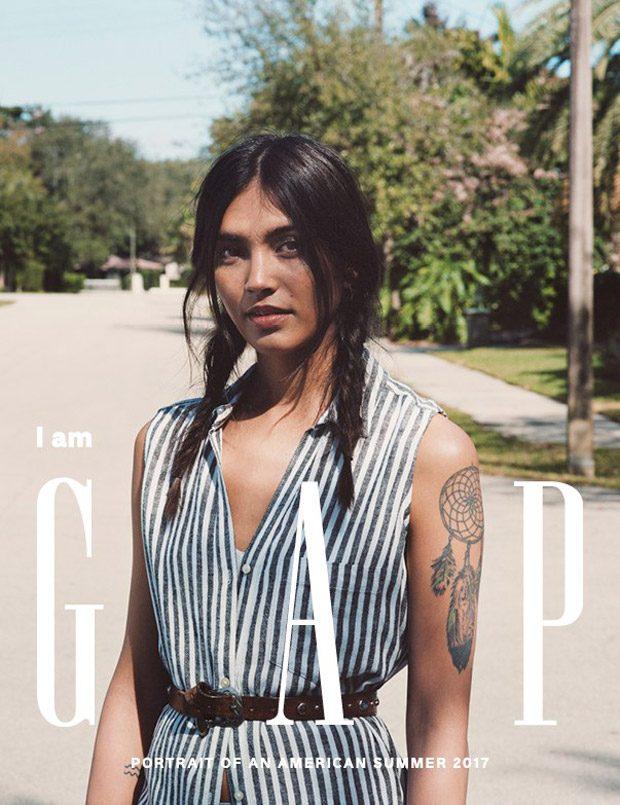 GAP Portrait of an American Summer 2017 by Valerio Spada