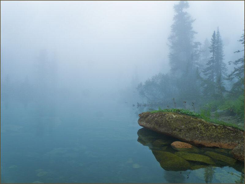Ергаки. Озеро Лазурное