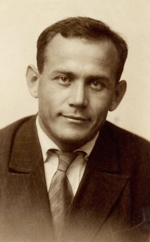 Актер МХАТ Николай Дорохин (1905-1953), муж Софьи Пилявской
