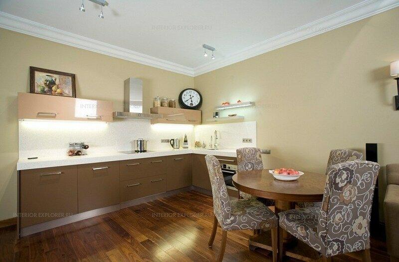 Дизайн кухни 9м2 в панельном доме