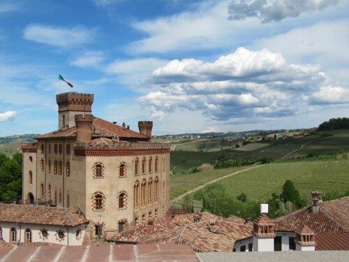 Замок Маркизы Фаллетти ди Бароло