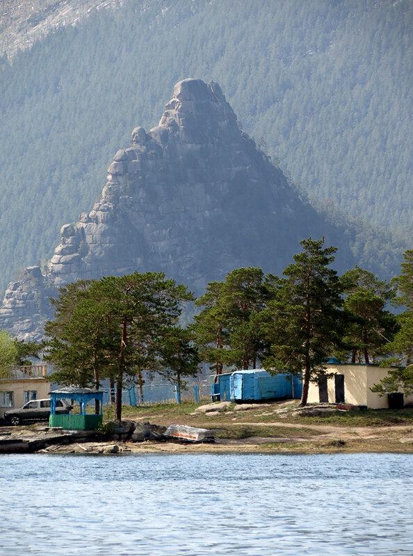 Окжетпес, лодочная станция- 2012 год. Комментарии к фото - Кокшетау Онлайн