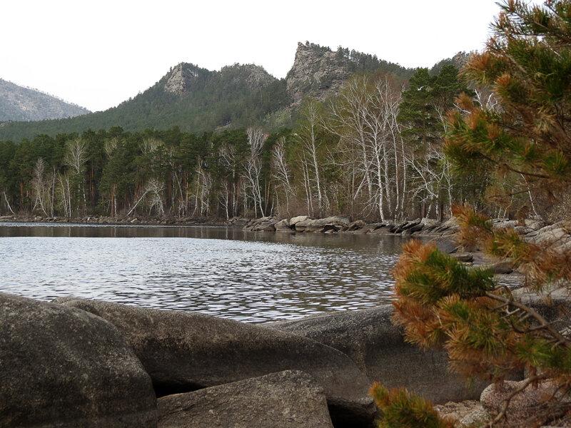 Боровое. Каменистый берег - 2012 год. Комментарии к фото - Кокшетау Онлайн