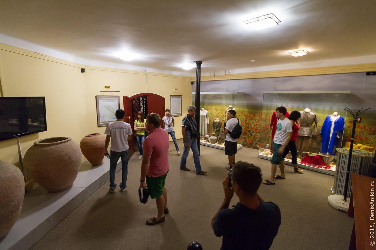 Астраханский краеведческий музей 2