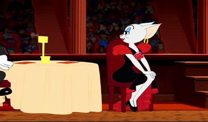 ��� � ������: ������ ����� - Tom and Jerry: Around the World (2012) DVDRip