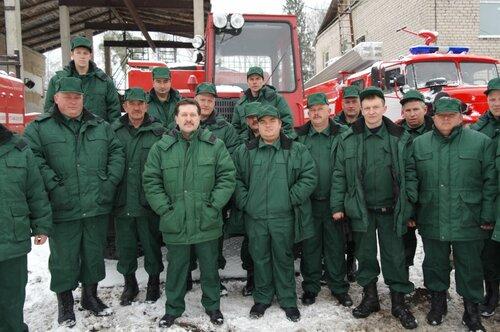 ГБУ «Лесозащитный противопожарный центр — Тверьлес»