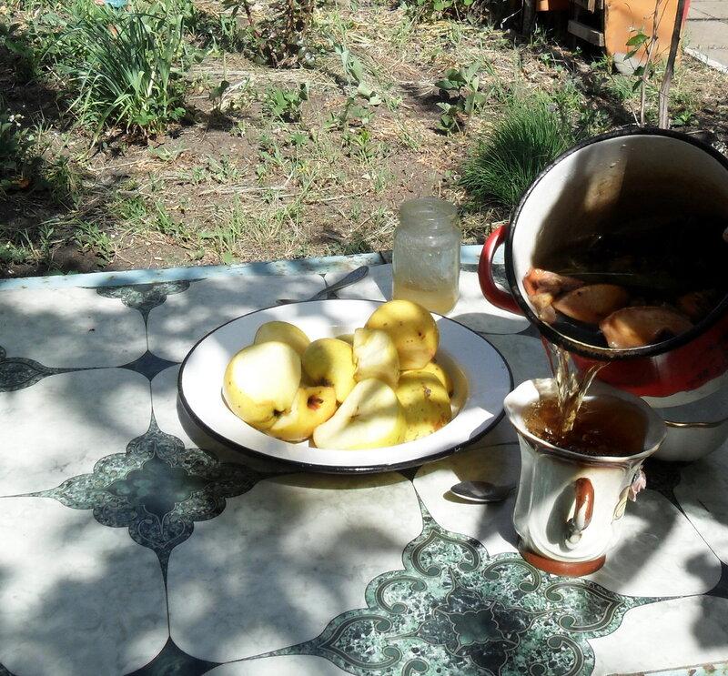 Завтрак дачника ... SAM_8256.jpg