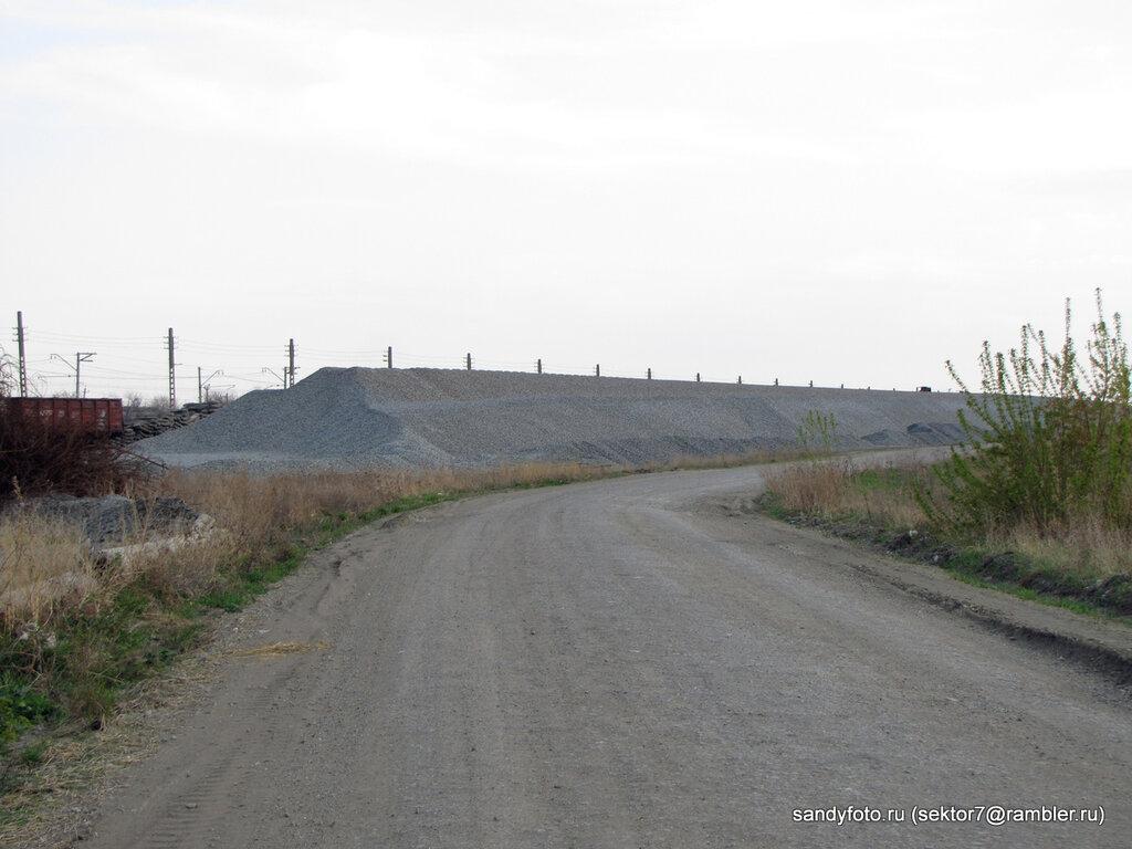 Велопрогулка до Лебедёвки