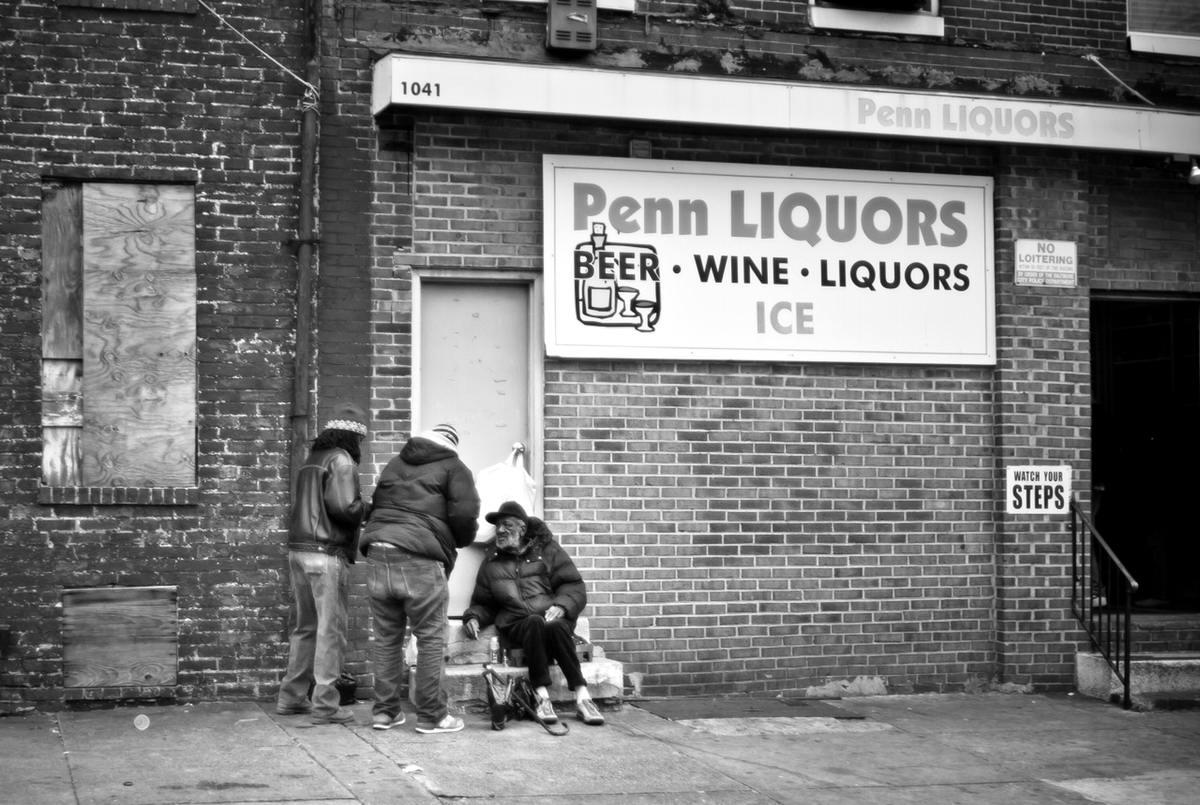 Неулыбчивая Америка: Черно-белая жизнь в бедных кварталах современного Балтимора (16)