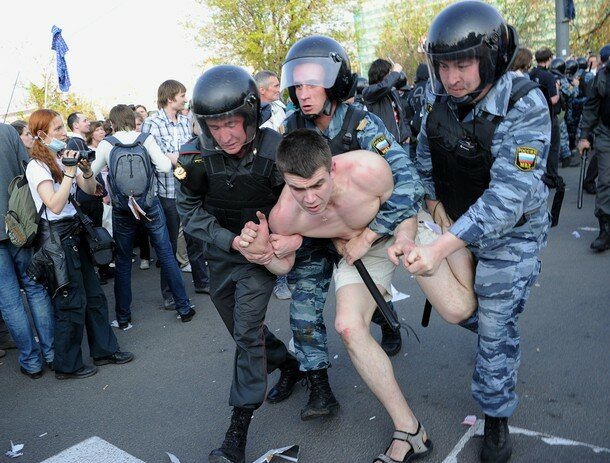 Current State Of Russian Police 104