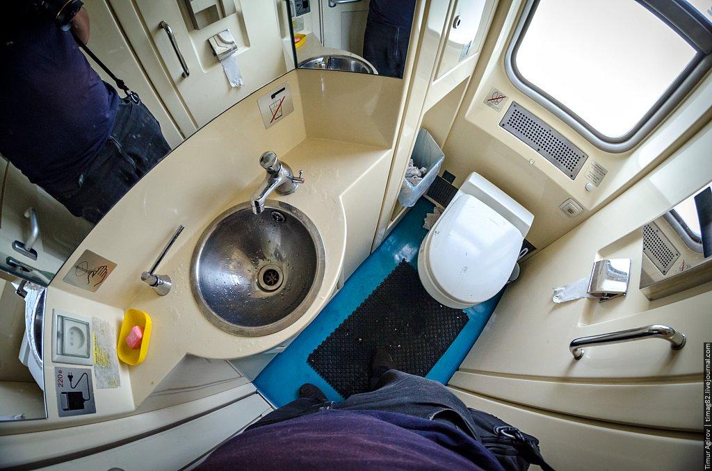 Туалет виды