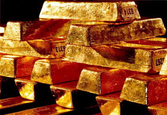 Немецкие власти не могут посчитать свой золотой запас