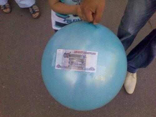 Пикет за детские сады в Волгограде 2012