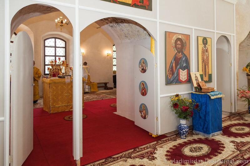Алтарь Храма Святителя Василия Великого