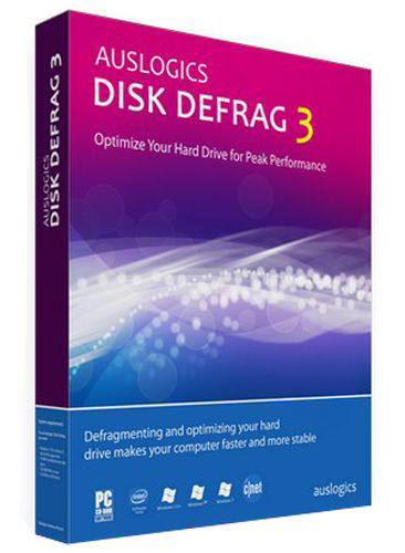 Auslogics Disk Defrag Free 3