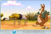Том и Джерри: Вокруг Света / Tom and Jerry: Around the World (2012) DVDRip