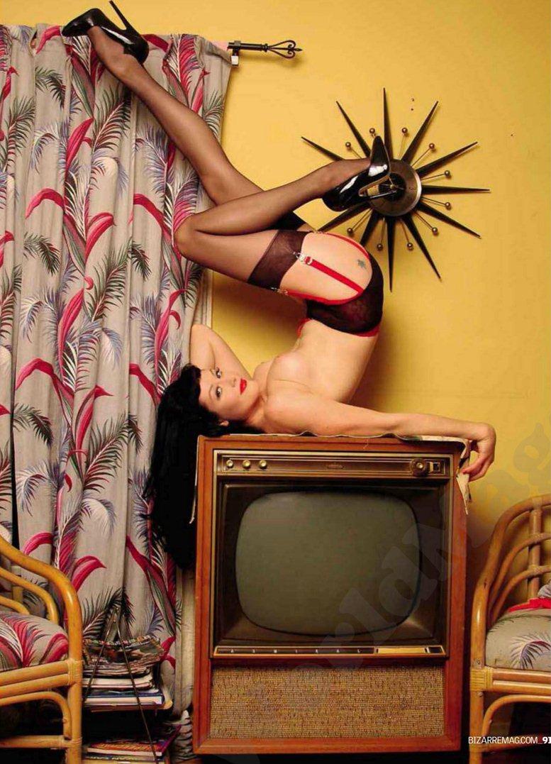 Bizarre Girls 2012 - фотограф Octavio Winkytiki
