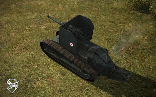 Renault FT AC