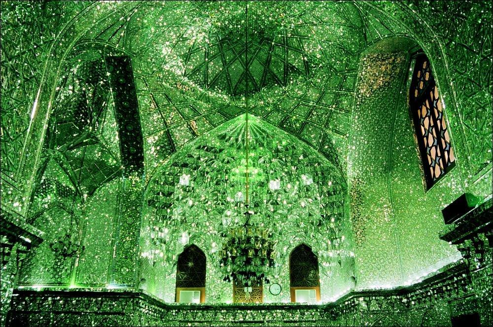 Самая невероятная мечеть в мире