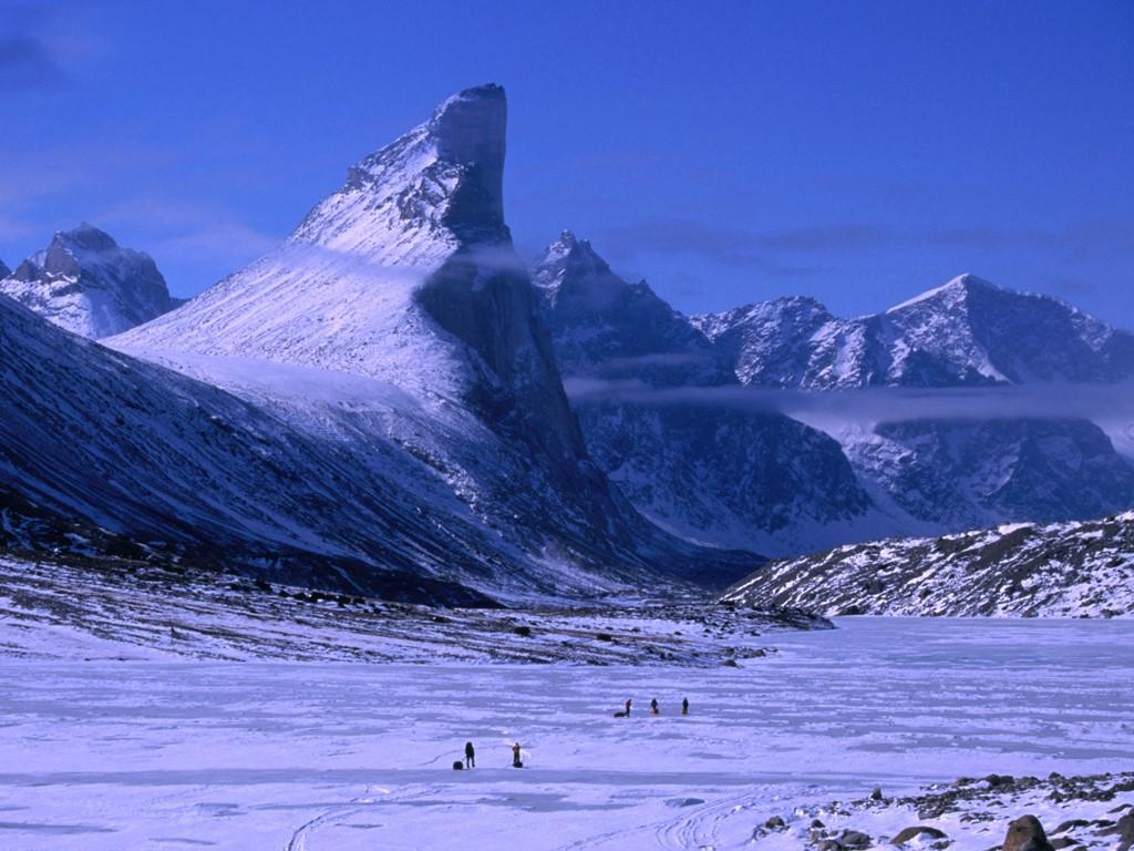 Самая высокая вертикальная скала в мире
