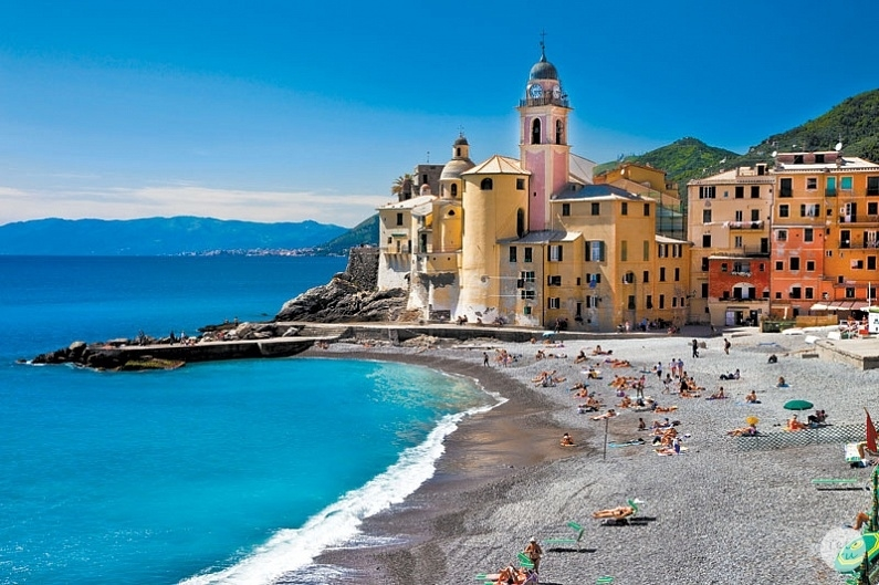 В Италии находятся без малого триста чистых пляжей