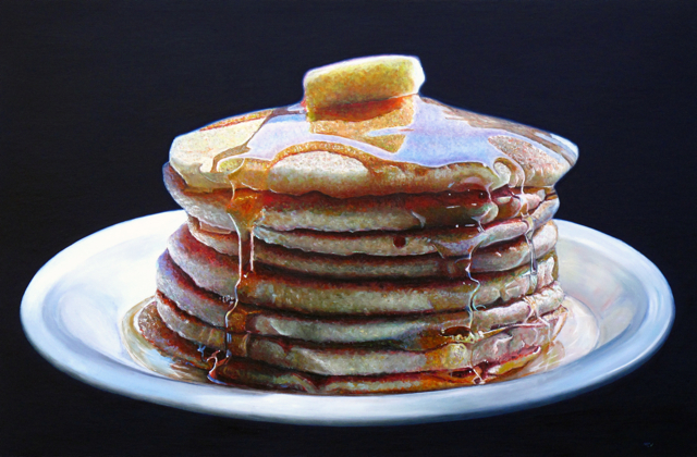 Big Pancakes by Mary Ellen Johnson
