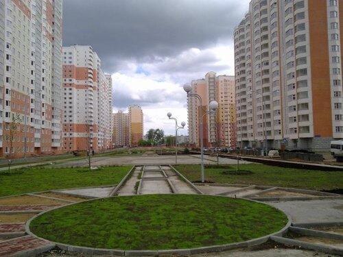 на микрорайон Гагарина.