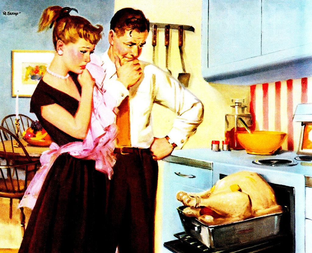 Анаьные гламурные домохозяйки
