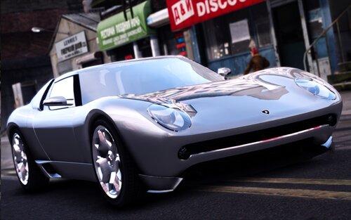 Lamborghini Miura concept - 风灵 - 灌水楼台