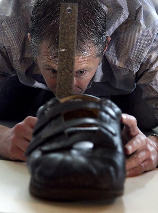 производство обувных колодок: