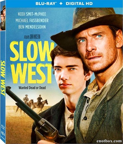 Медленный Запад / Slow West (2015/BDRip/HDRip)
