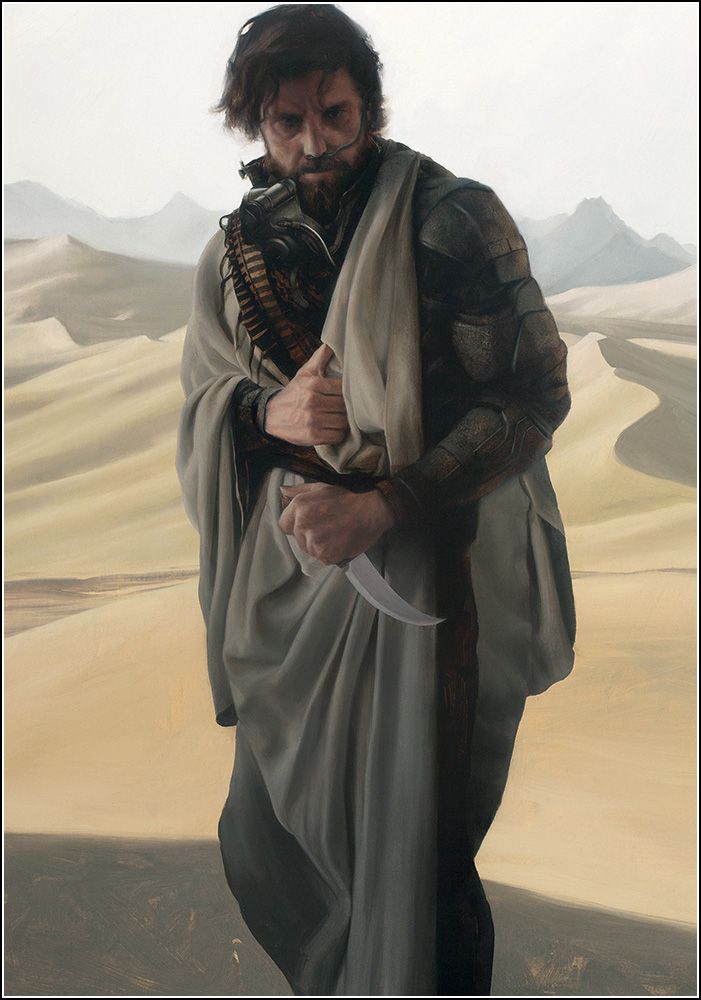 Sam Weber, Dune