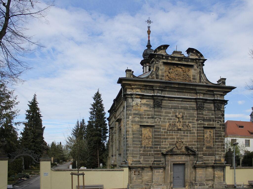 Bamberg. Cemetery