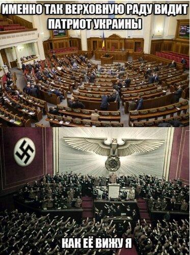 Хроники триффидов: Украина будет проклята на тысячелетие за геноцид славян