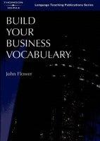 Книга Flower John - Build Your Business Vocubulary