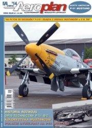 Aeroplan 2014-5/6 North American P-51 Mustang (CD extra)