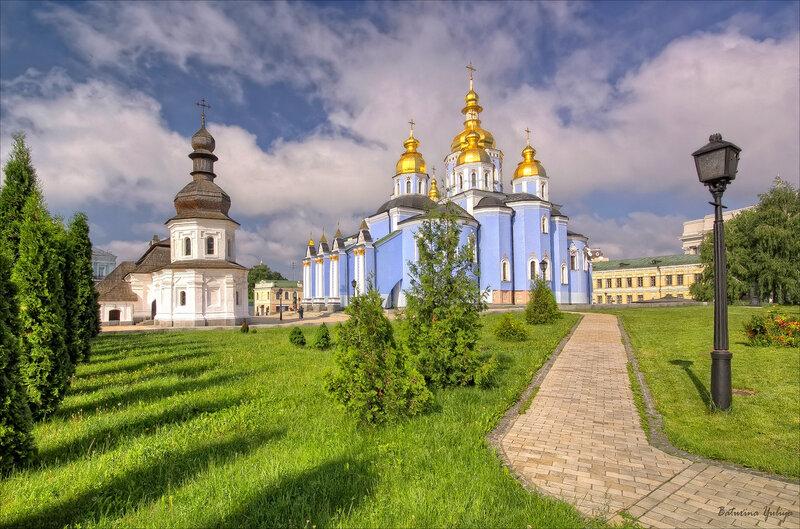 Солнечный Киев