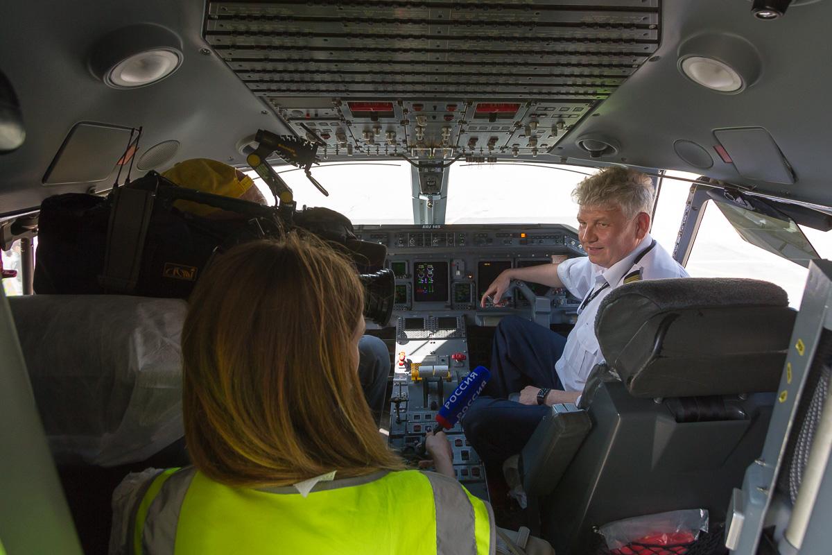 Первый рейс из Питера 25
