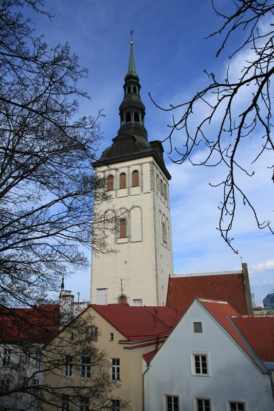 Таллинн, Старый город, Нигулисте