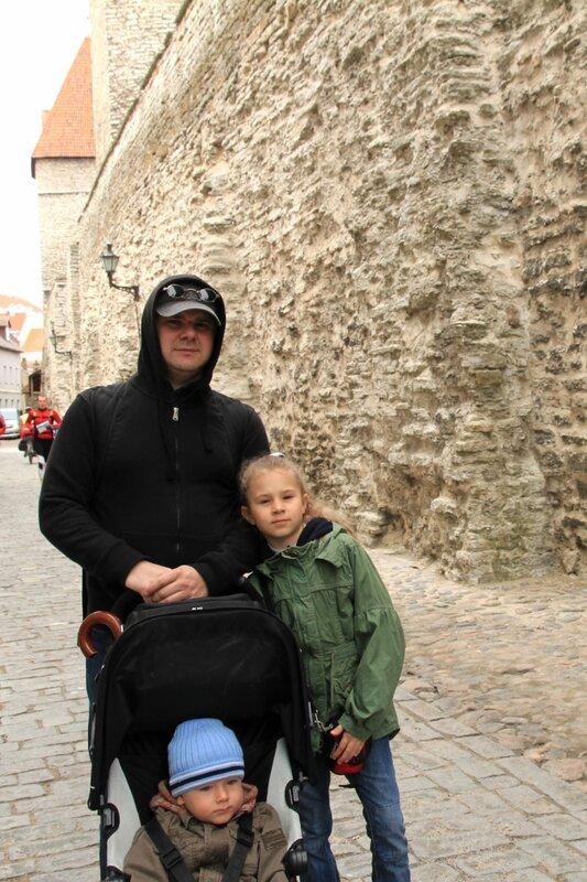 Таллинн, Старый город