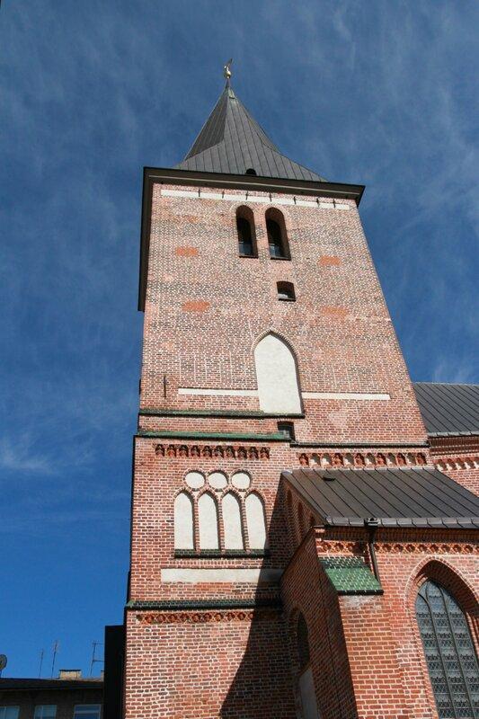 Тарту, Собор Святого Яана