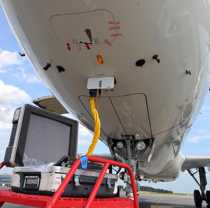 Подключение наземного электропитания к Airbus-320: lx_photos — LiveJournal