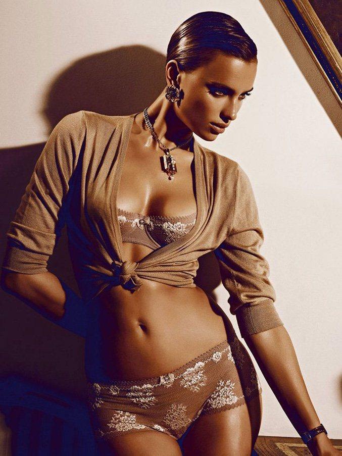 модель Ирина Шейк / Irina Shayk, фотограф Alvaro Beamud