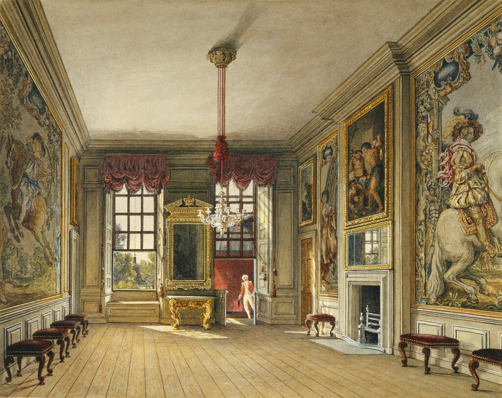 The Queen's Levee Room, St James's Palace